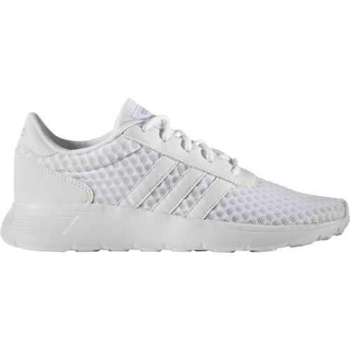 wholesale dealer 343eb 4c50b Adidas Womens Lite Racer Shoes (Footwear WhiteMatte Silver, Size 10) -  Womens Athletic Lifestyle Shoes at Academy Sports