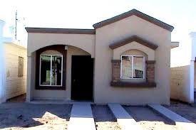 Resultado de imagen para fachadas de casas peque as for Fachadas para casas pequenas de una planta