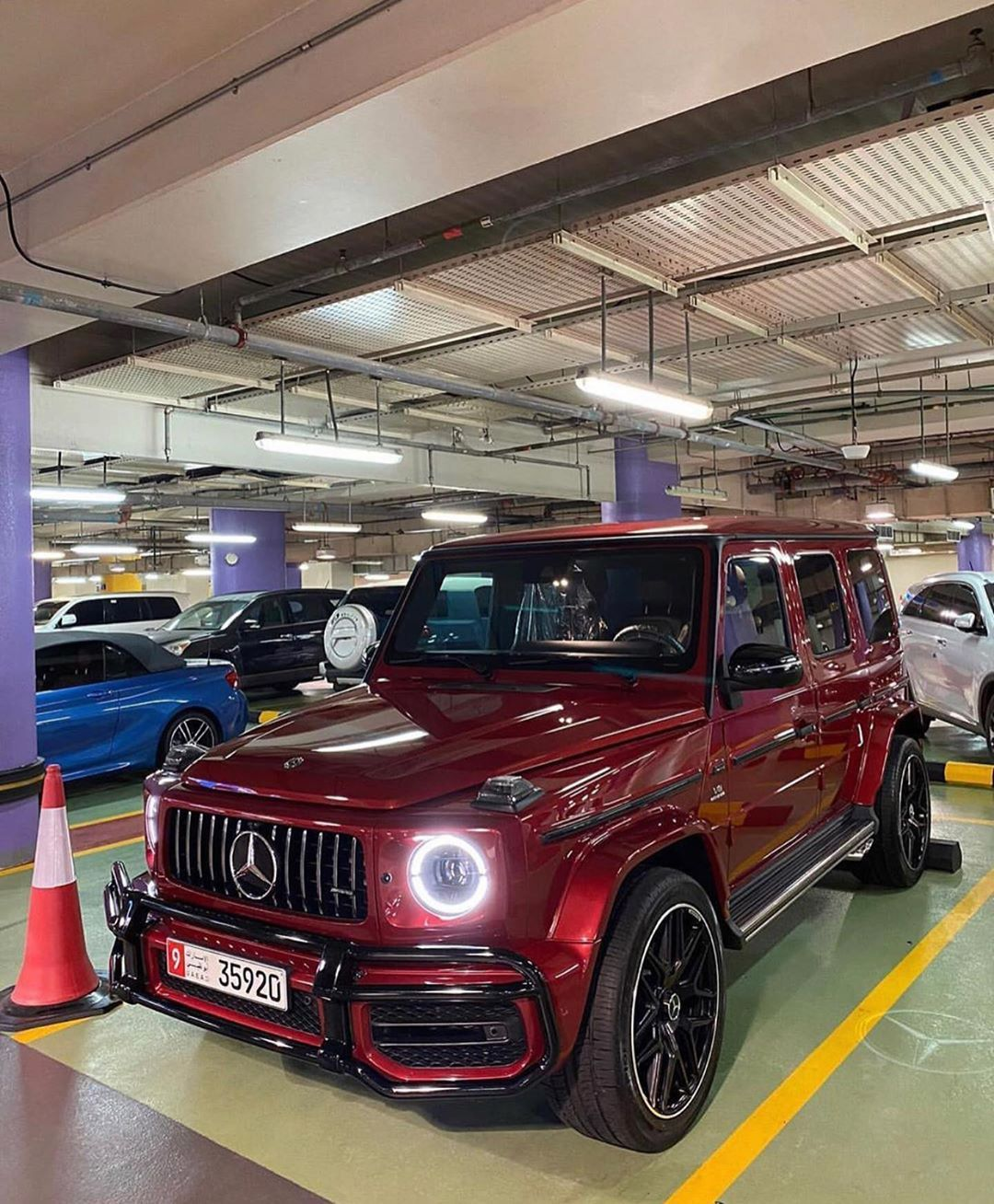 Click on the picture for more <3 ▪️G63 AMG▪️  Follow me: @mercedes_passion  Via: @top_cars_eu  #cars #AMG #luxurycars #luxury #luxurylife
