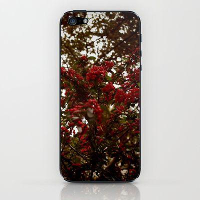 redglobe+iPhone+&+iPod+Skin+by+Selma+Calapez+-+$15.00