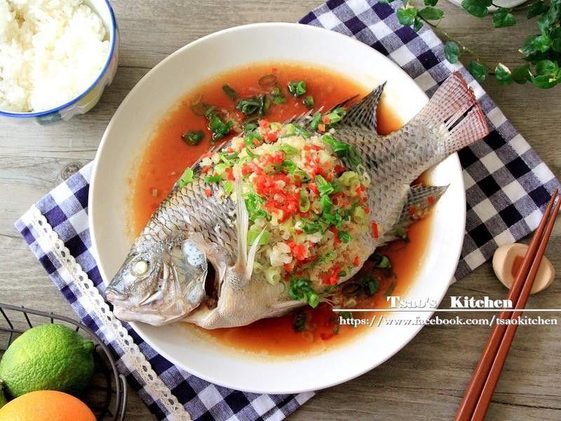 三寶蒸鮮魚【全聯24節氣料理】