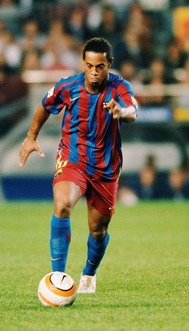 Ronaldo de Assis Moreira, commonly known as Ronaldinho or