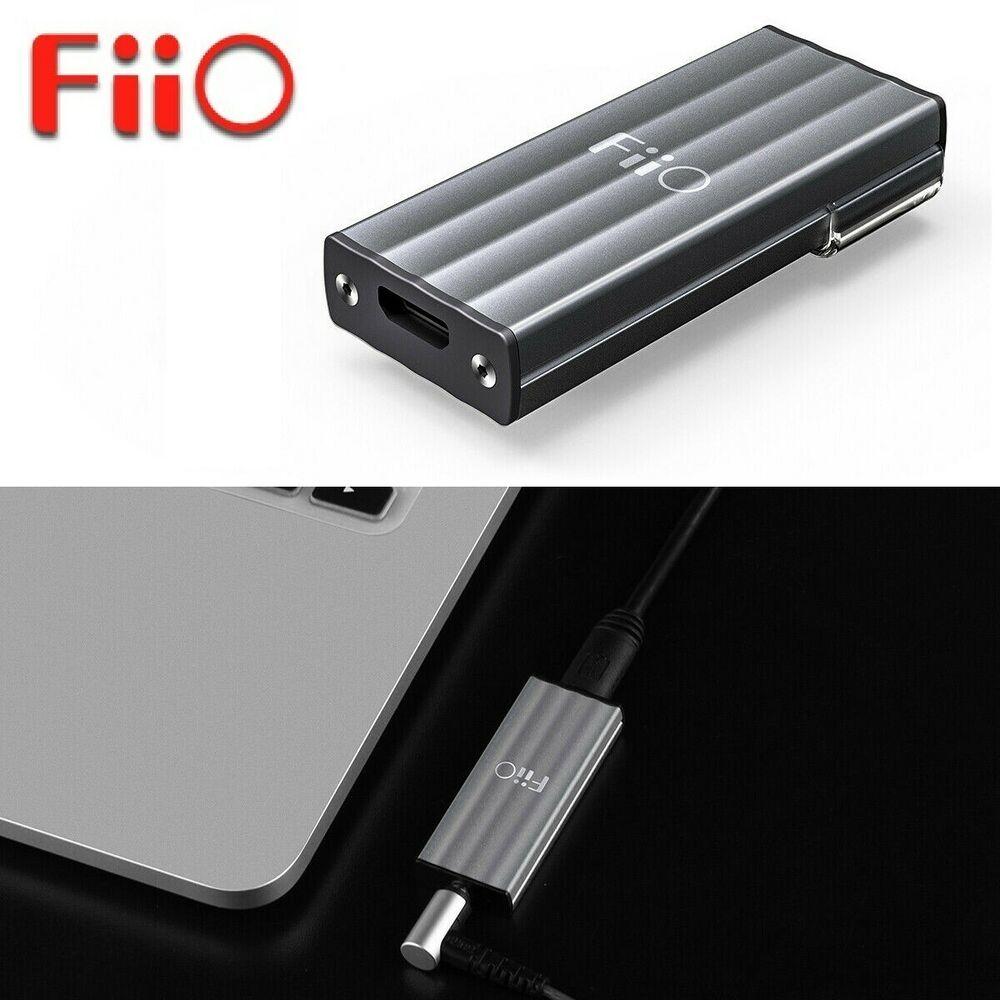 Fiio K1 Mini Portable Amplifier Dac Usb Powered Amp Digital To Analog Converter Fiio Power Amp Amplifier Usb