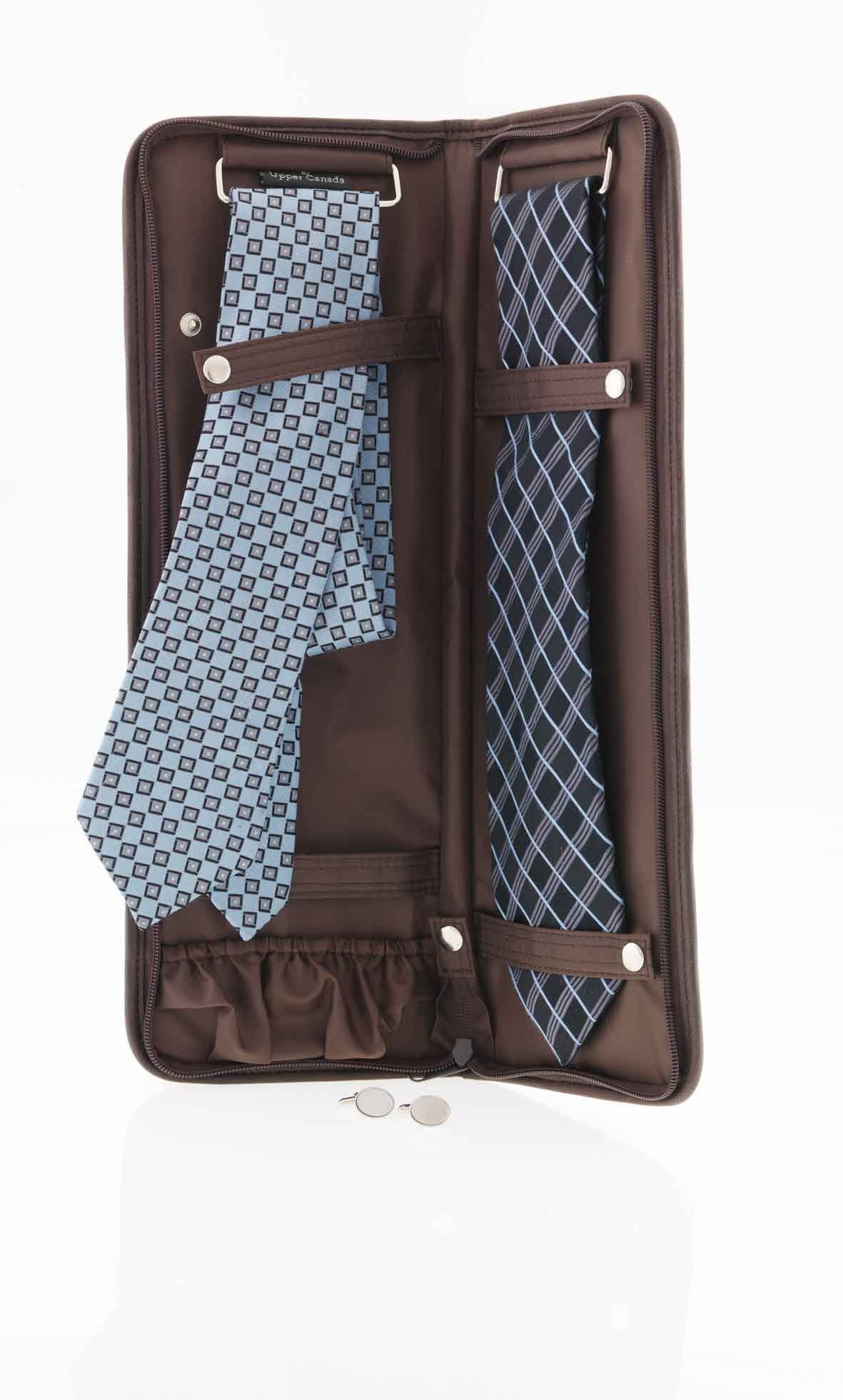 7311e2982d8 You don t need a separate leather bag for your travelling ties