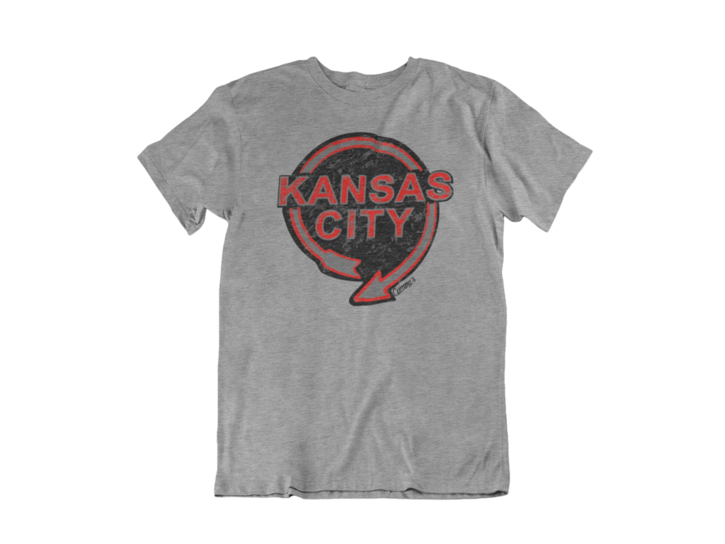 kansas city western auto shirt