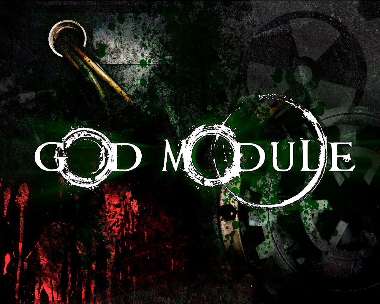 God Module - American Aggrotech and Electro-Industrial band. - Listen till your ears start to bleed. Then listen more.