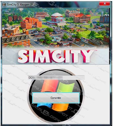 simcity 5 keygen download