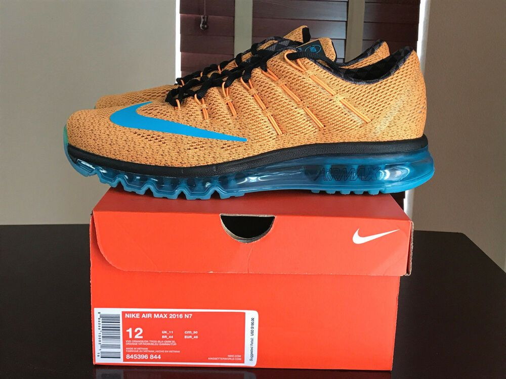 competitive price 2ccb3 b921f NEW DS Nike Air Max 2016 N7
