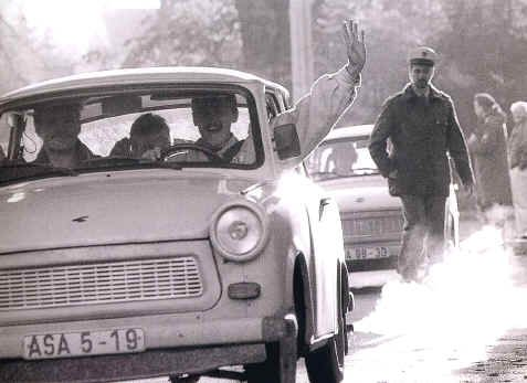 1989 - La caduta del Muro di Berlino