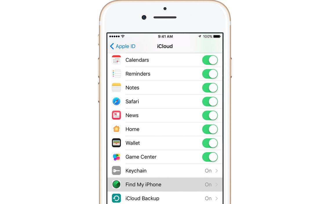 La historia de como 'Find my iPhone' ayudó a recuperar un