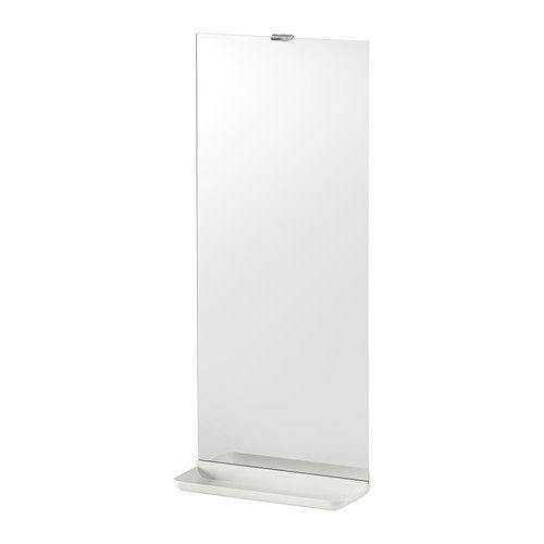 IKEA - LEJEN, Spiegel met planchet, , Perfect voor een kleine ...