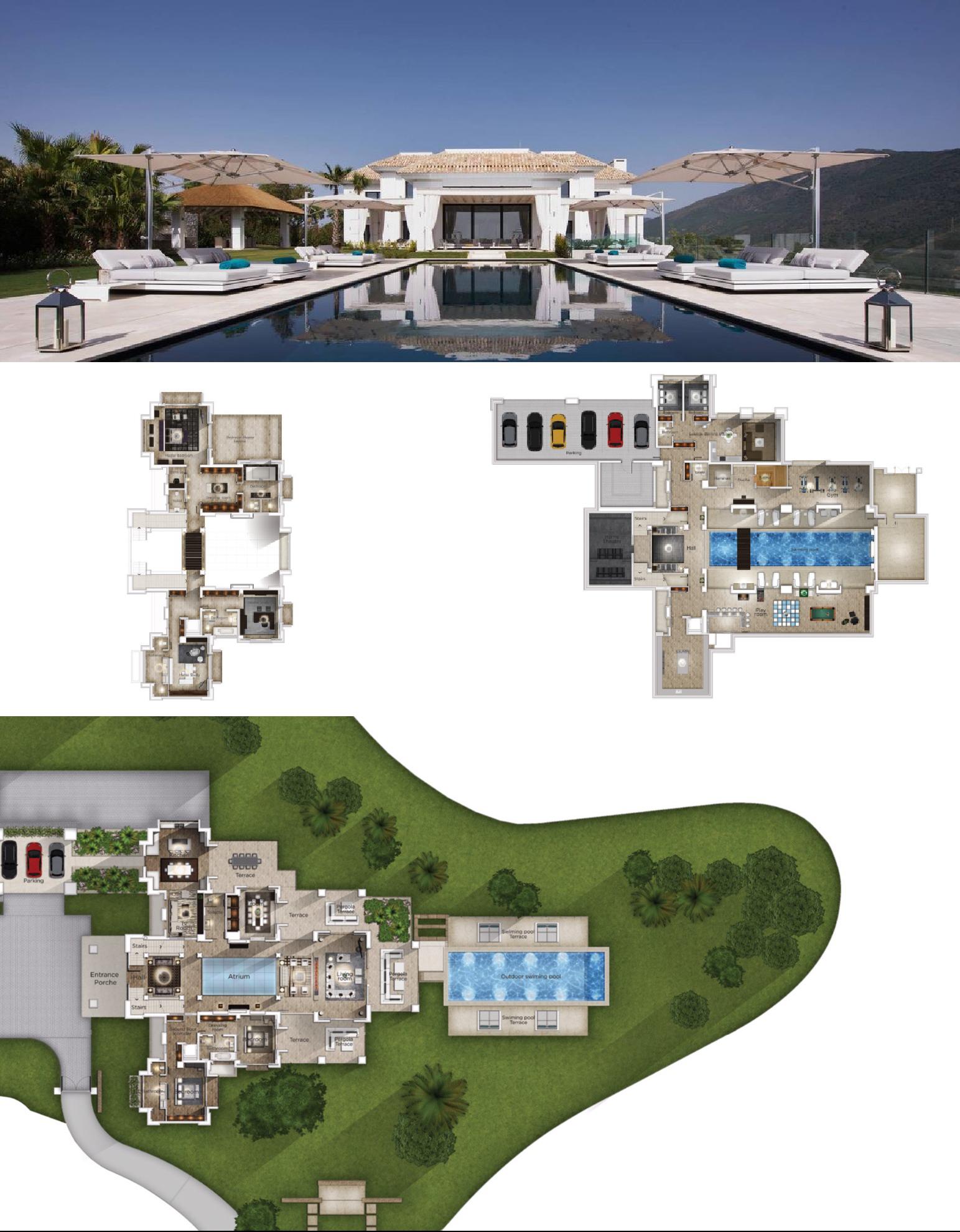 Hilltop mansion u casa alegra exclusive holiday villa spectacular