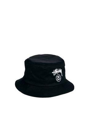 82fe133348c Stussy Classic Bucket Hat