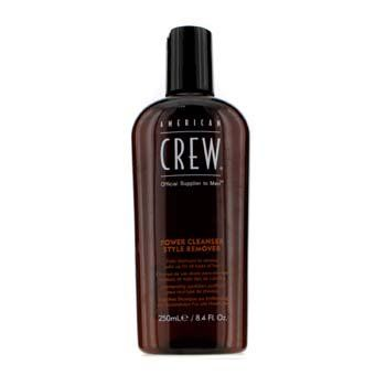 American Crew Men Power Cleanser Style Remover Daily Shampoo (For All Types of Hair) - 250ml/8.4oz ** Click image to review more details.