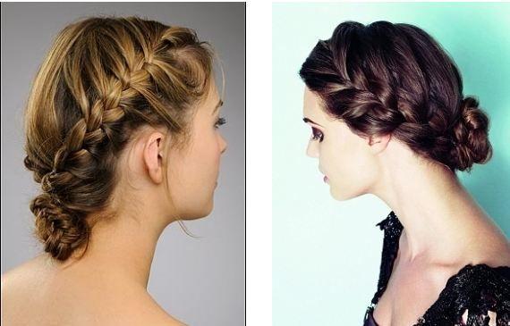 Sensational 1000 Images About Hair On Pinterest Braided Updo Annasophia Short Hairstyles For Black Women Fulllsitofus