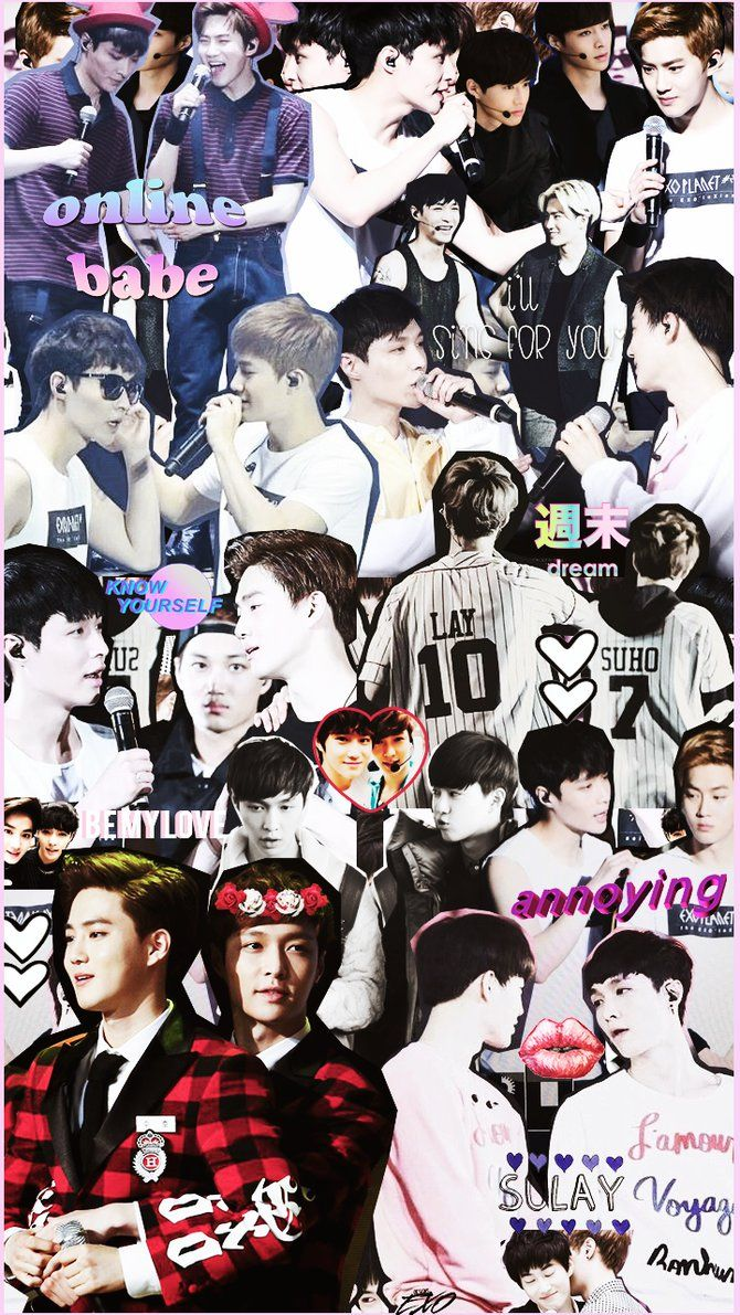 Pin By Absar Begum On Posters Exo Kpop Wallpaper