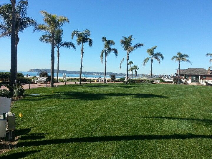 View from the Hotel Del Coronado
