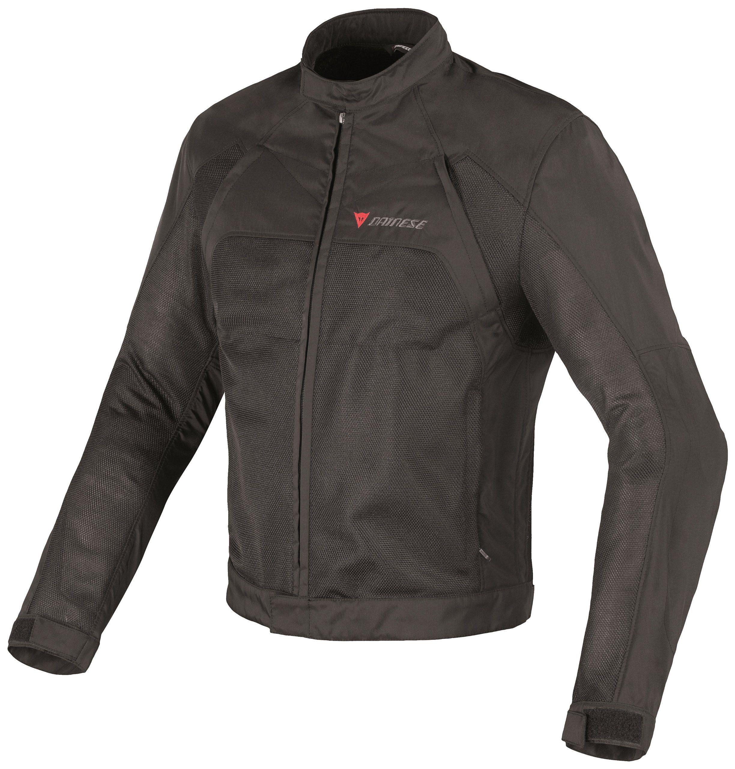 CHEST ZIPPER - Amazon.com: Dainese G. Air-Flux Men's Textile Street Racing Motorcycle Jacket - Nero / 54: Automotive