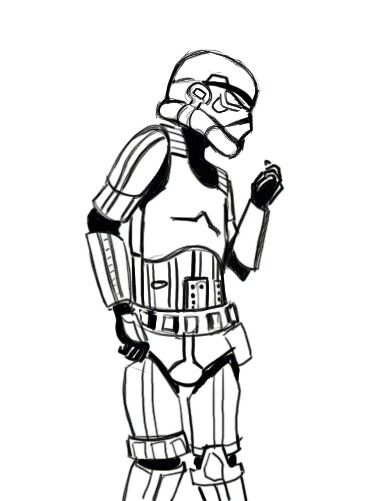 Dancing Gif From Giphy Dancing Stormtrooper Dance Star Wars