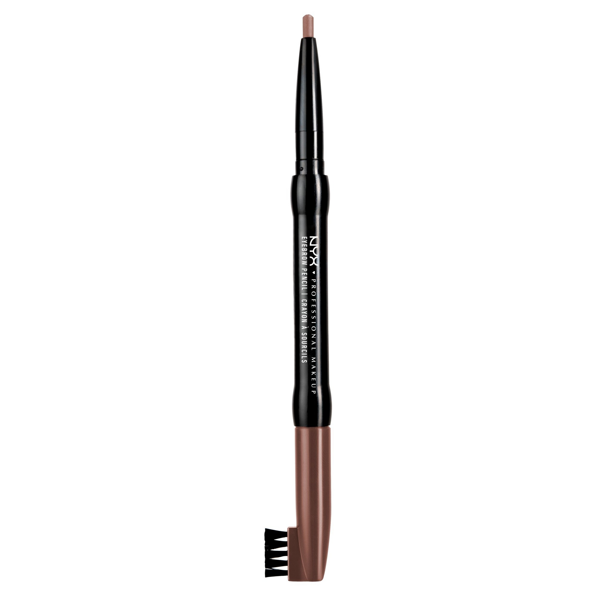 Nyx Professional Makeup Auto Eyebrow Pencil Taupe 0 09oz Brown
