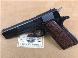 Colt pistol dating