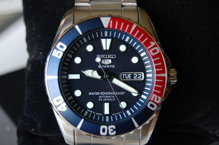 e15277cdd49d Reloj Seiko Automatico Buceo Snzf17j1 Made In Japan Gtia -   6.000 ...