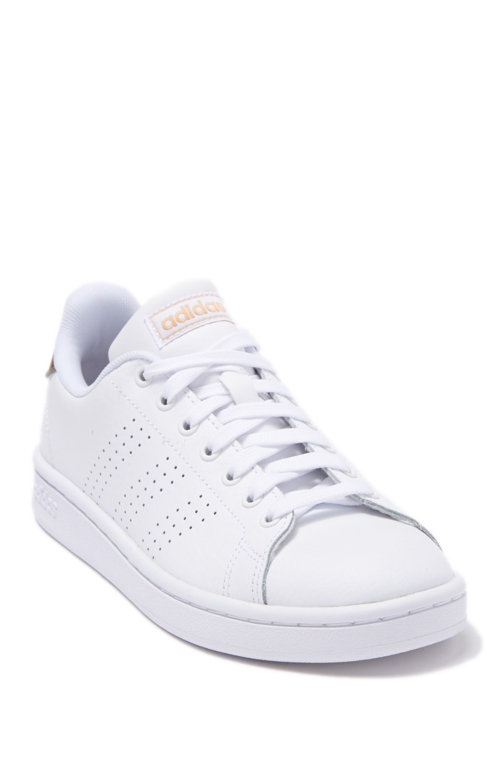 adidas | Advantage Leather Sneaker | Nordstrom Rack in 2020 ...