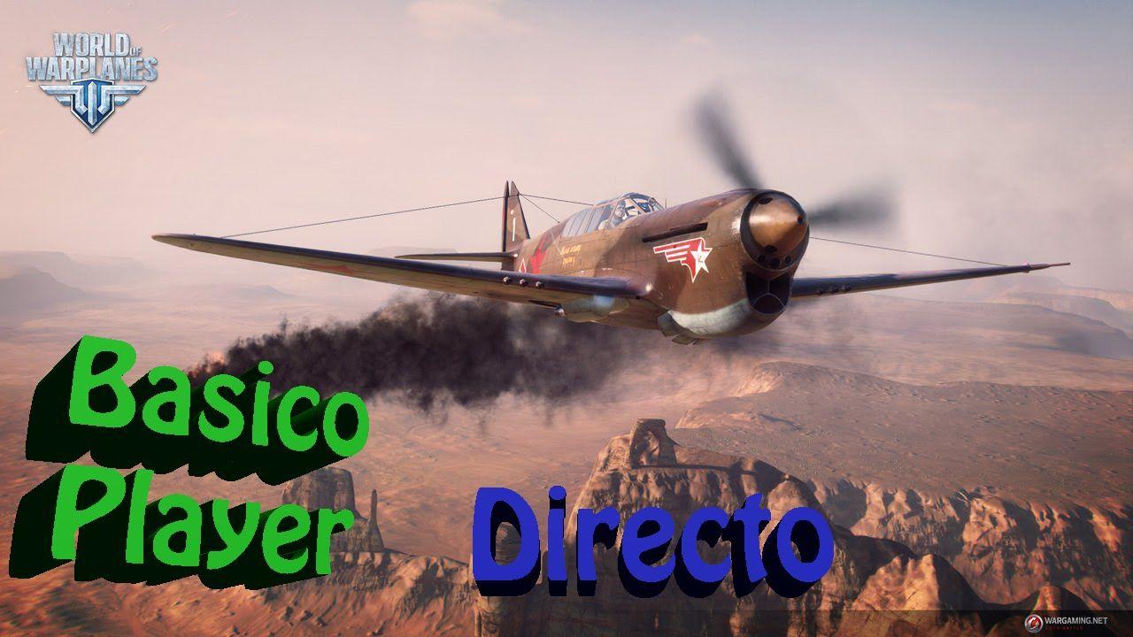 World of Warplanes Gameplay Español | PC HD | Free to play | F3F | F2A |...