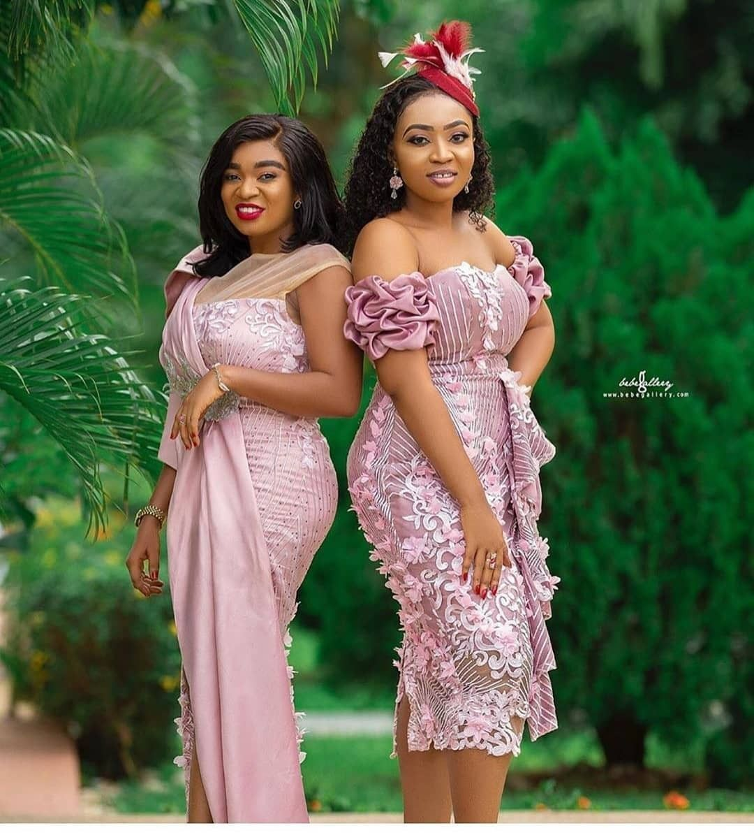 Latest Asoebi Styles Collection 7 7 African Bridesmaid Dresses African Lace Dresses African Print Fashion Dresses [ 1195 x 1080 Pixel ]