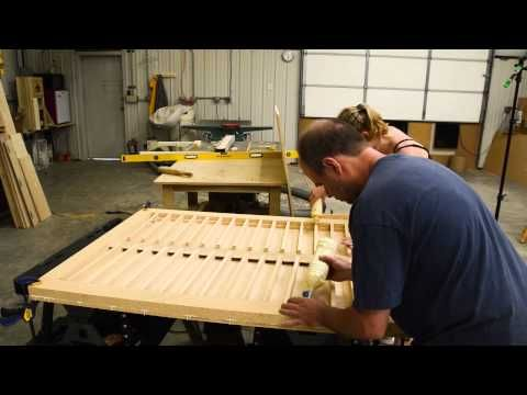 How To Make A Vacuum Table For Your Cnc Router Youtube