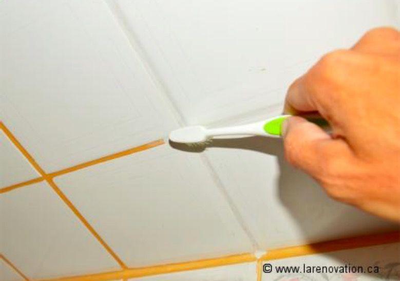 7 techniques efficaces pour retrouver des joints de carrelage tout - moisissure carrelage salle de bain