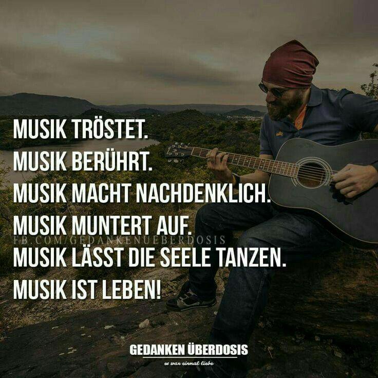 und nicht nur die Seele … | Sprüche | Music…