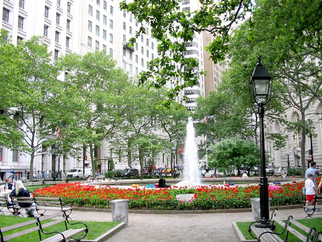 Bowling Green Park dates from about 1733. (I'll recheck history and add notes later.)