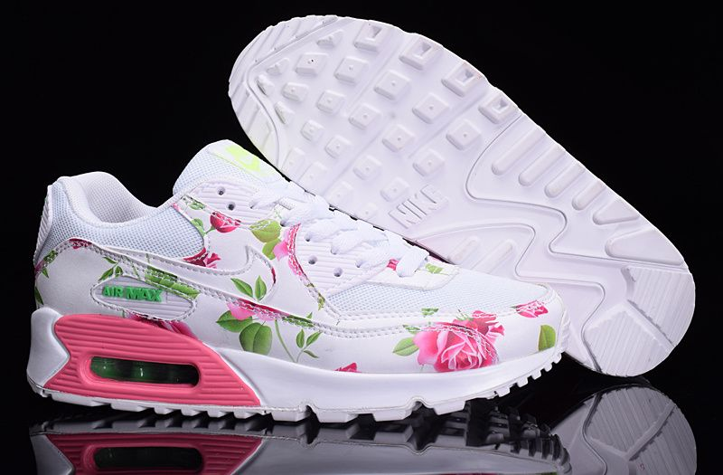 netherlands air max 90 flowers red pink b6718 b0df0