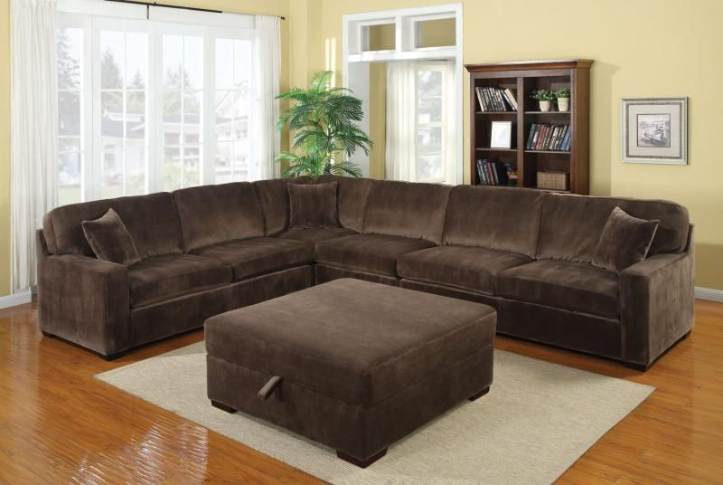L Shaped Sectional Sofa With Recliner Goodca Sofa