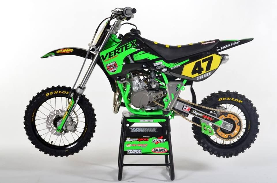This Is One Sweet Kx65 Yes We Make Stealth Sprocket Options For Kids Bikes Too Supersprox Dirt Bike Magazine Kids Bike Dirt Bike Dirt Bike Magazine