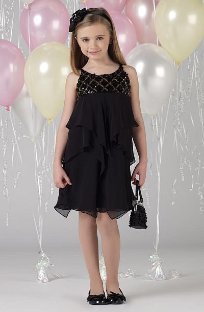 Joan Calabrese by Mon Cheri Tween Girls Party Dress 212383 ...