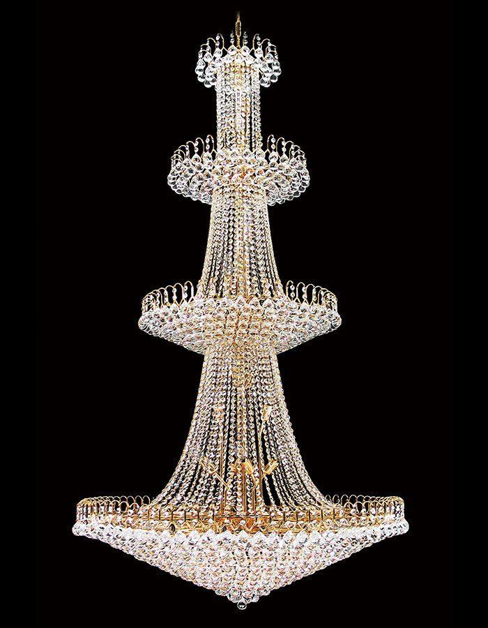 Ramesses forty light asfour crystal chandelier chandeliers ramesses forty light asfour crystal chandelier get ready for luxury with the ramesses forty light asfour crystal chandelier there is no comparison to this aloadofball