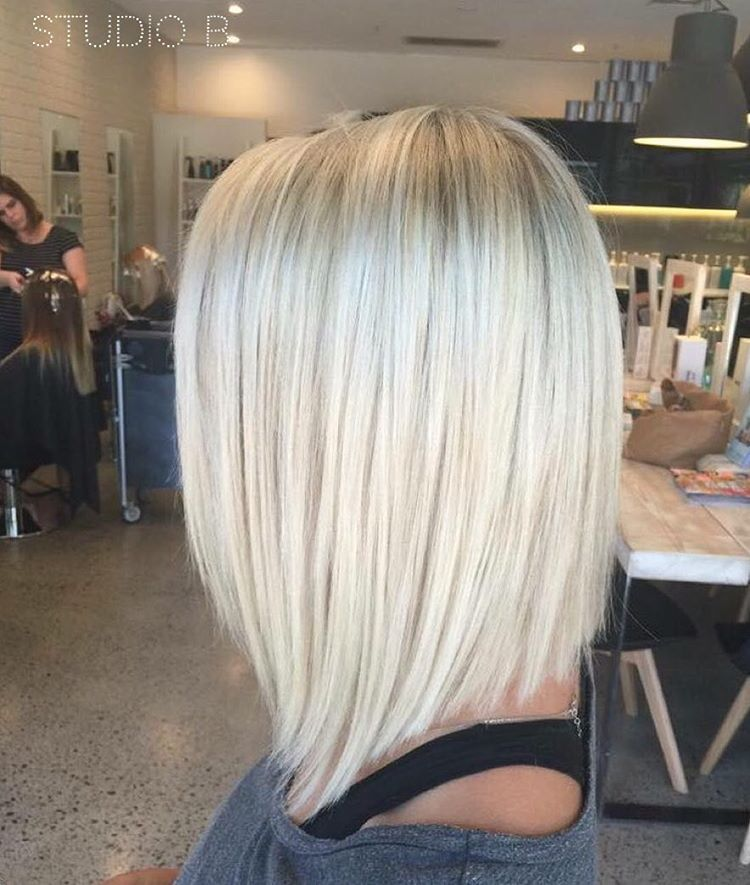 """STUDIO B HAIR COLOURISTS on Instagram: """"When the cut excites you as much as the colour ������ @alisemusic your hair is hot � @behindthechair_com @modernsalon @hotonbeauty…"""""""