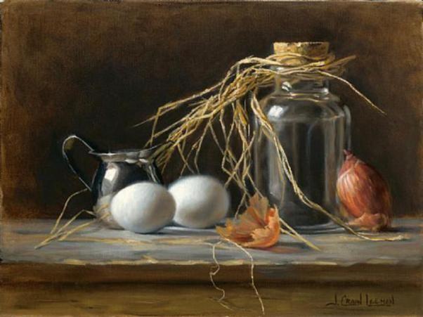 Still Life Oil Paintings By Jeanne Leemon - Fine Art Blogger ...