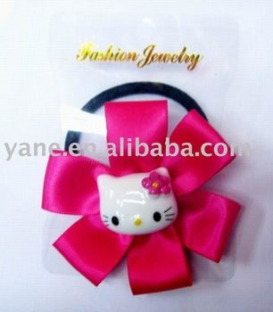 hairpins with ribbons,hair accessories