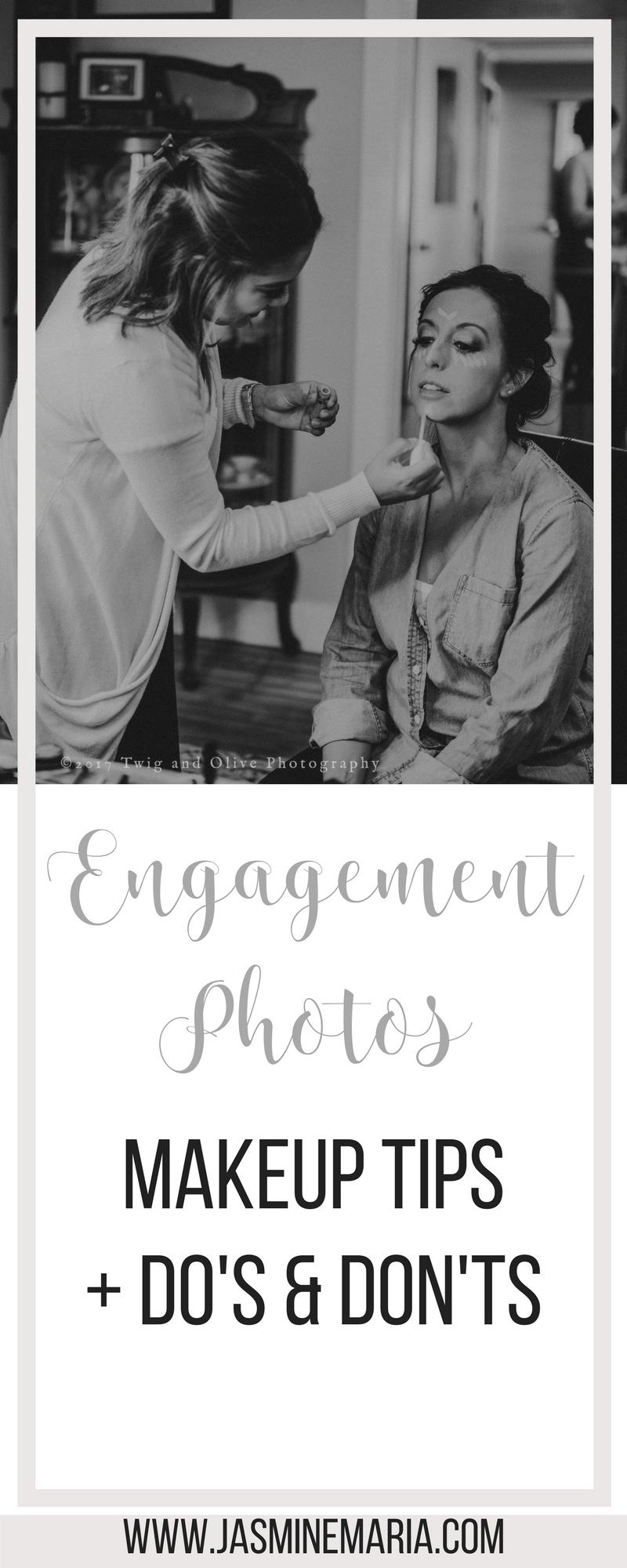 Engagement Photo Makeup Tips   Engagement makeup, Engagement and Makeup