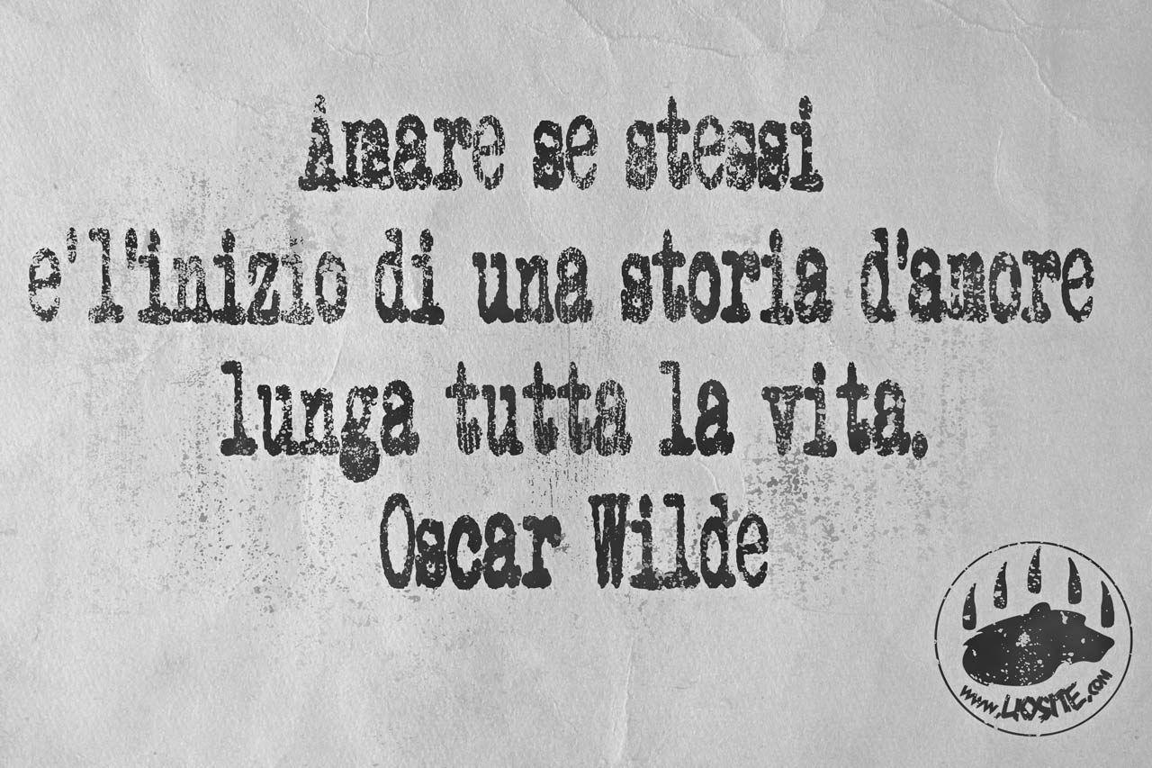 Frasi Su Se Stessi Oscar Wilde.Pin Su Verita