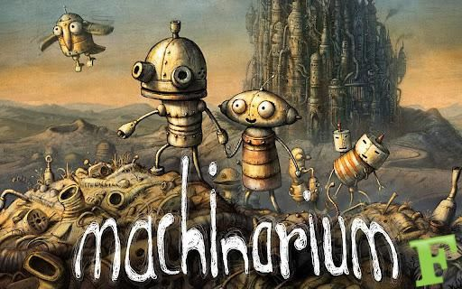 Machinarium's beautiful graphics made me believe in the possibilities of the iPad.