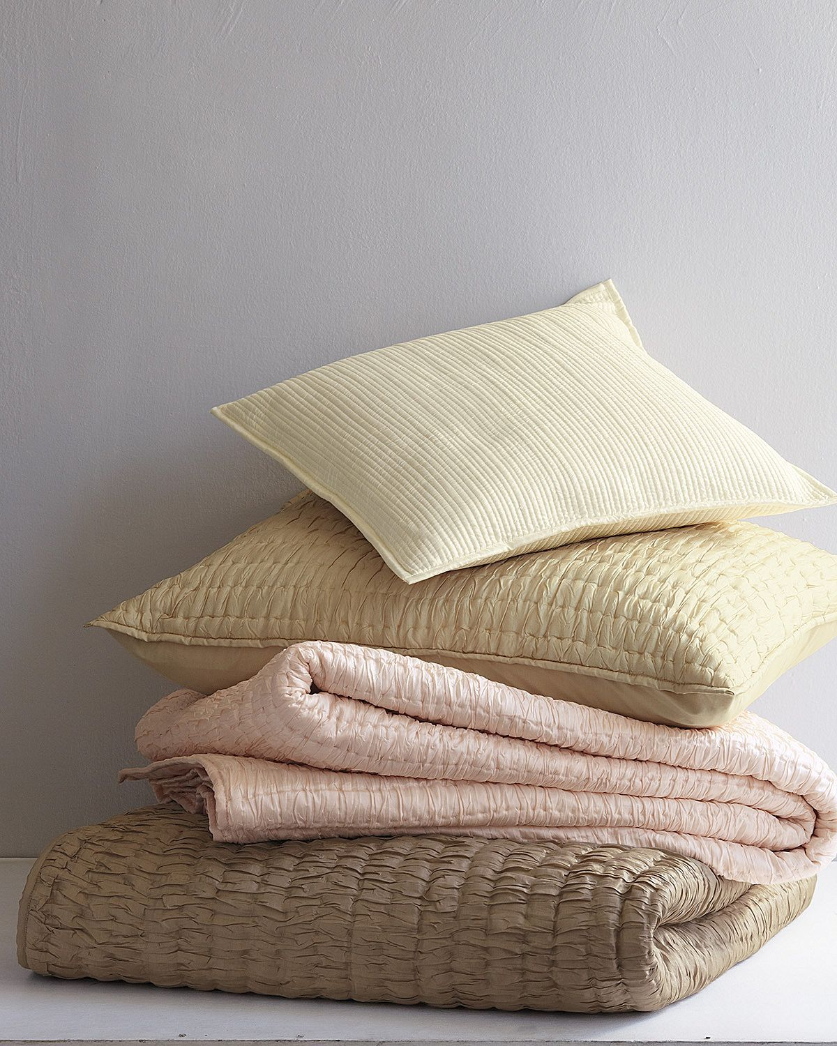 Eileen fisher seasonless silk comforter -  Garnet Hill Eileen Fisher Crushed Silk Quilt Collection Available Only At Garnet Hill Http Fisher Seasonlessseasonless Silkcomforter