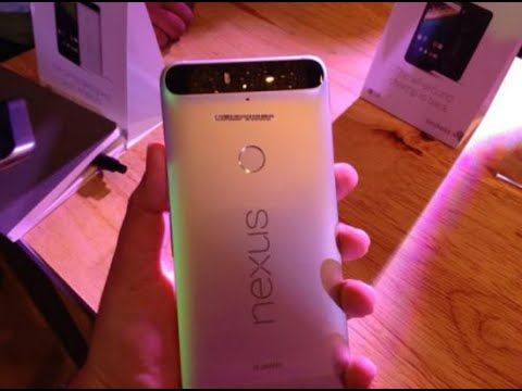 Nexus 6P First Impressions: A Good looking Beast.