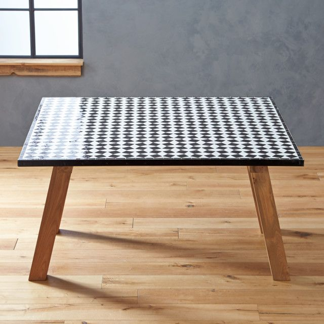 Tile Top Tables
