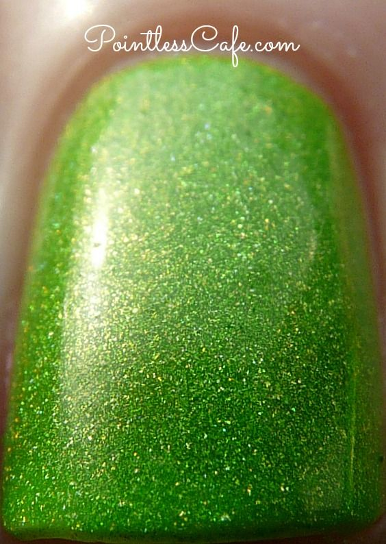 Superficially Colorful Lacquer The Sacred Tsaheylu | nails | Pinterest