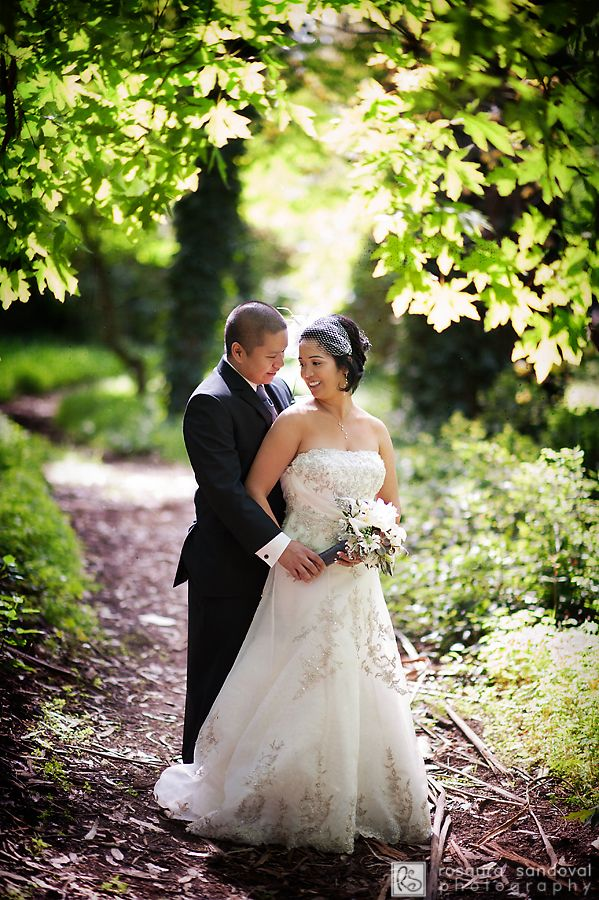 Camellia & Carlos Wedding, Mills College, Wedgwood Banquet Center