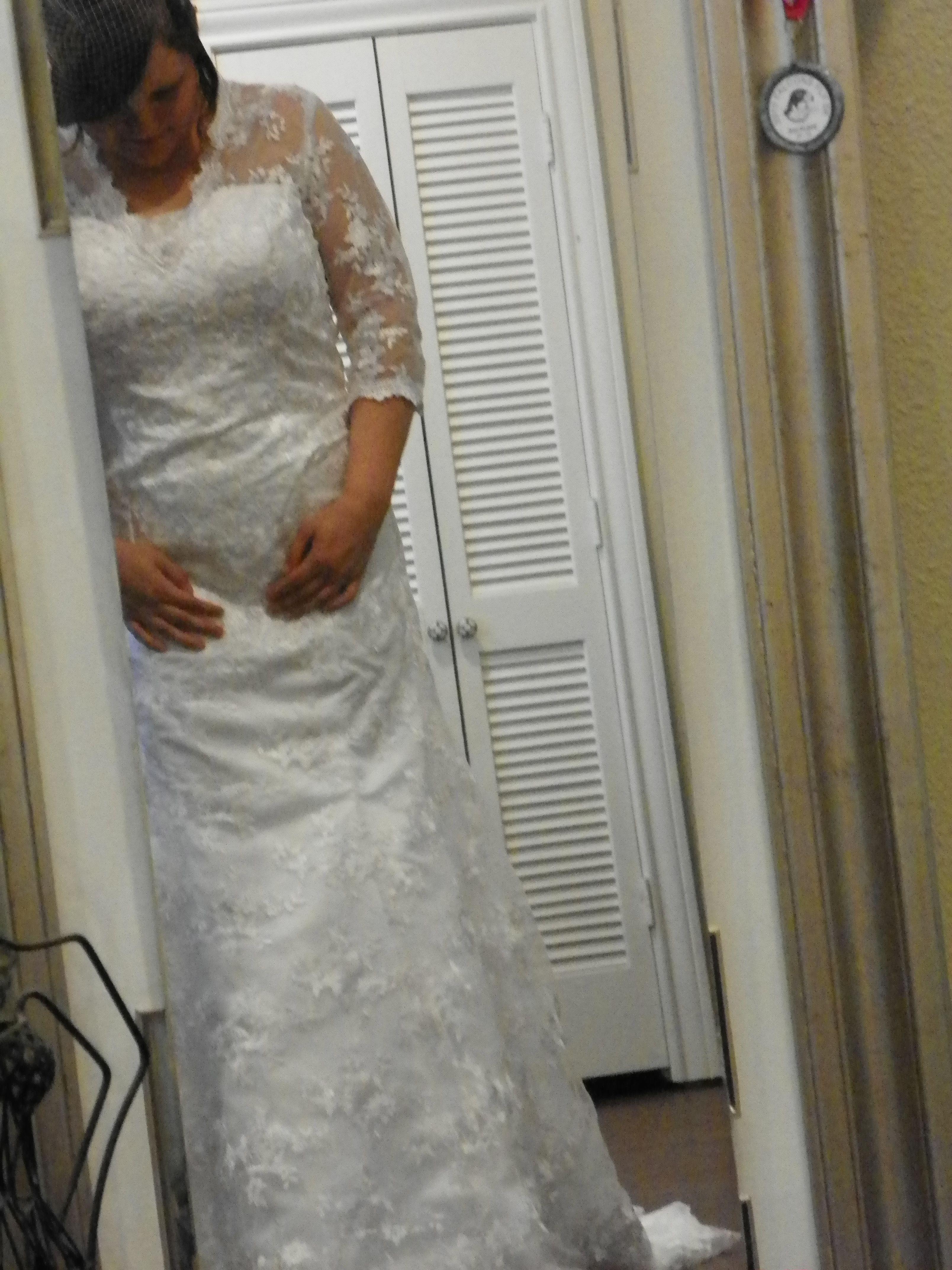 La sposa pandora wedding dress  Vus wedding dress front view  Pictures Iuve taken  Pinterest